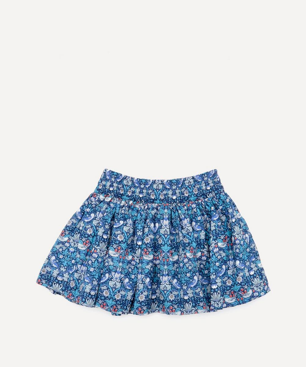 Liberty - Strawberry Thief Circle Skirt 2-10 Years