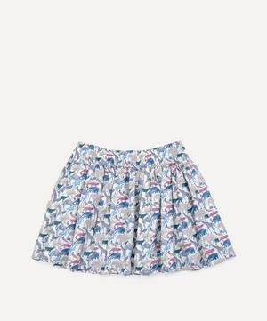 Queue for the Zoo Circle Skirt 2-10 Years