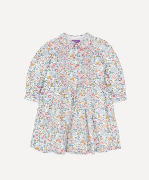 Betsy Long Sleeved Shirt Dress 2-10 Years
