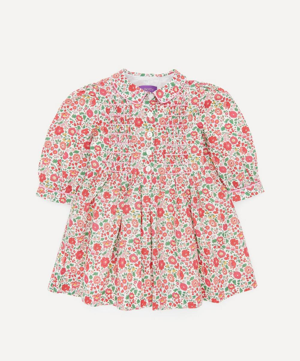 Liberty London - Danjo Long Sleeved Shirt Dress 2-10 Years