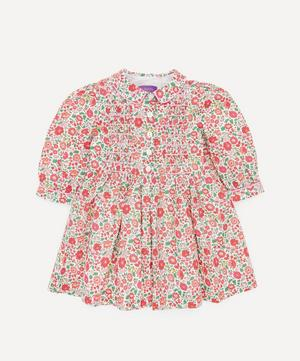 Danjo Long Sleeved Shirt Dress 2-10 Years