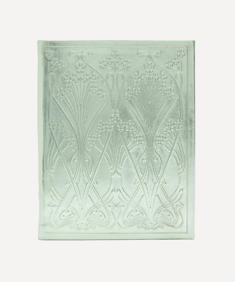 Liberty London - Leather Ianthe Medium Notebook