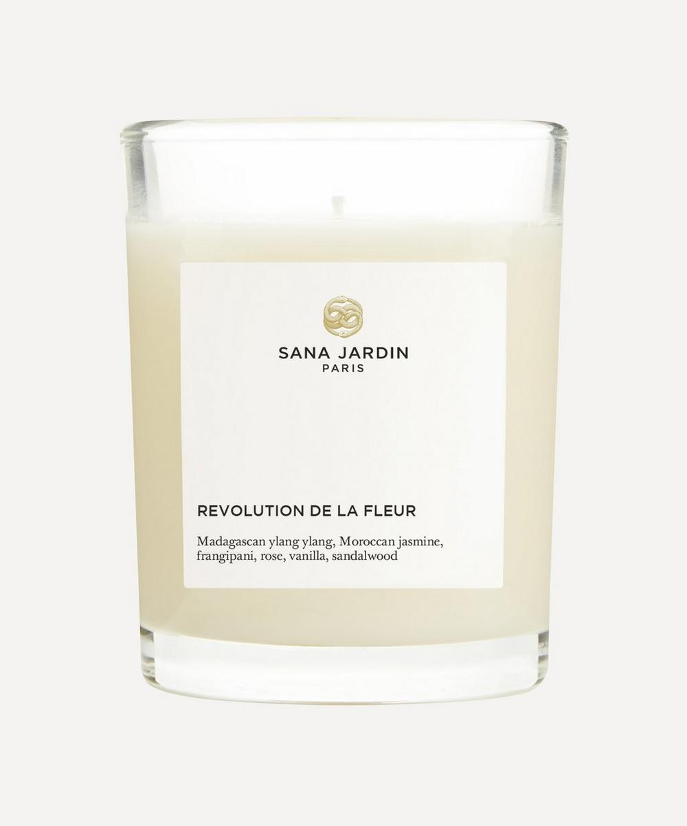 Sana Jardin - Revolution de la Fleur Scented Candle 190g