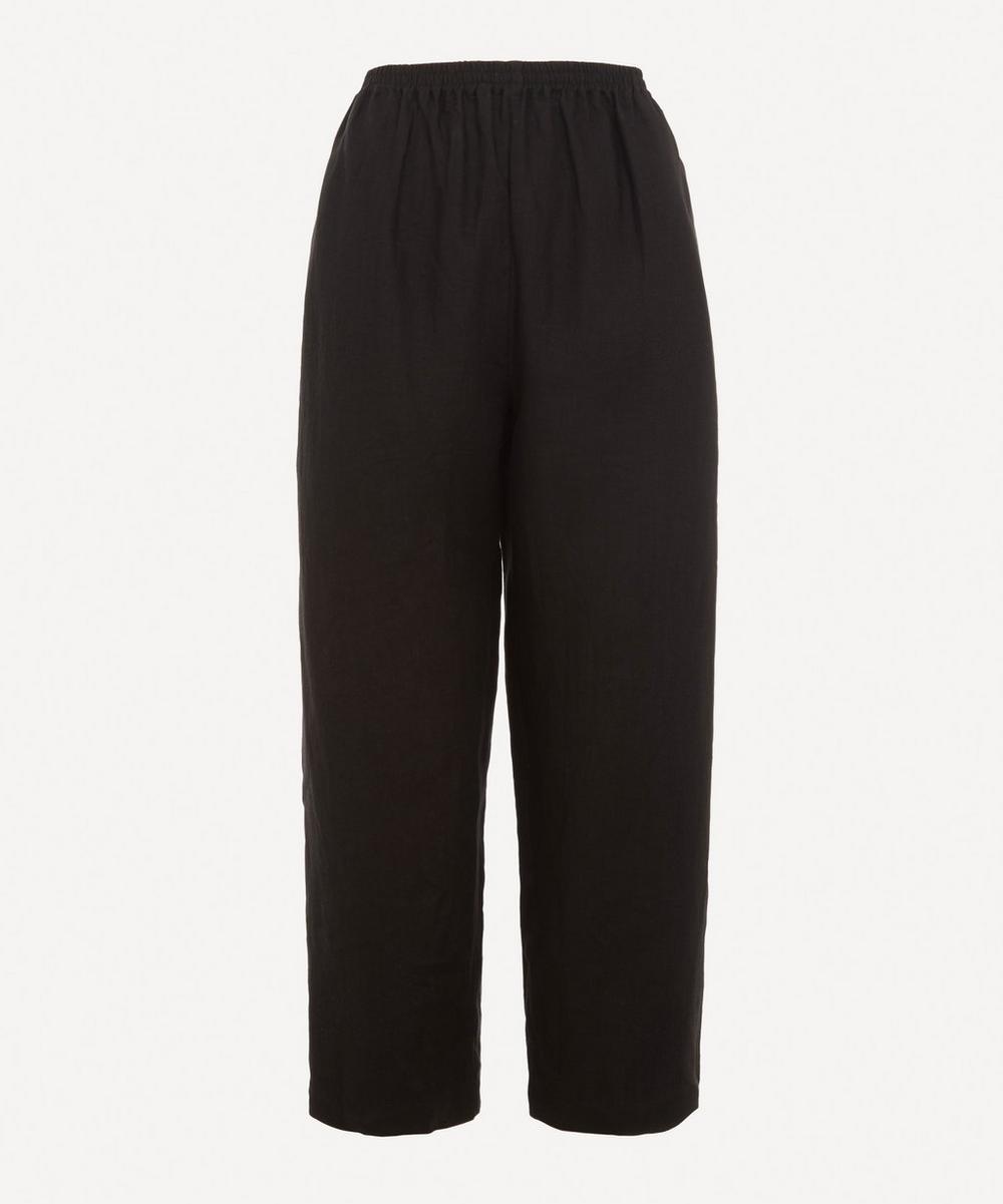 Eskandar - Japanese Linen Trousers