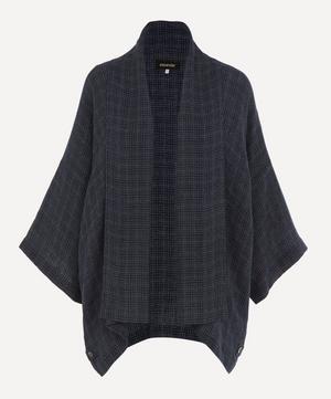 Shawl Collar Kimono Jacket