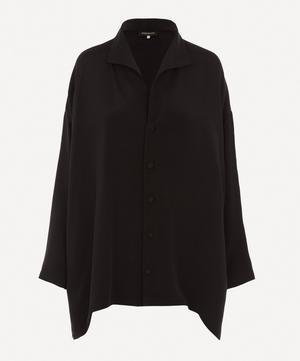 A-Line Silk Shirt