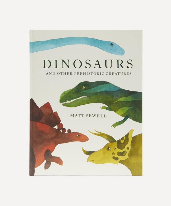Bookspeed - Dinosaurs and Other Prehistoric Creatures