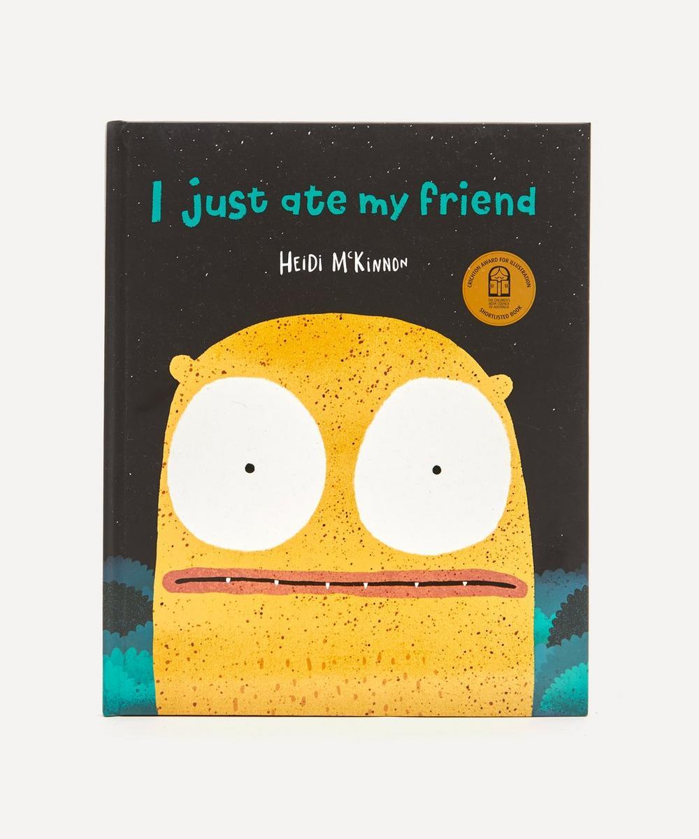 Bookspeed - I Just Ate My Friend