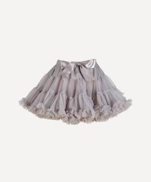 Dove Grey Tutu Skirt 0-2 Years
