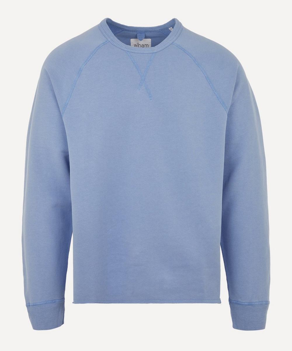 Albam - Hemp Long Sleeve Sweatshirt