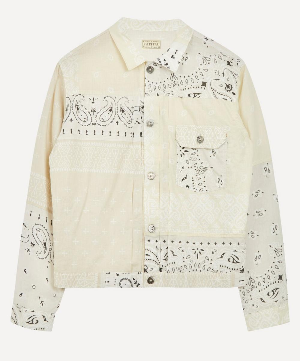 Kapital - Bandana Patchwork Jacket