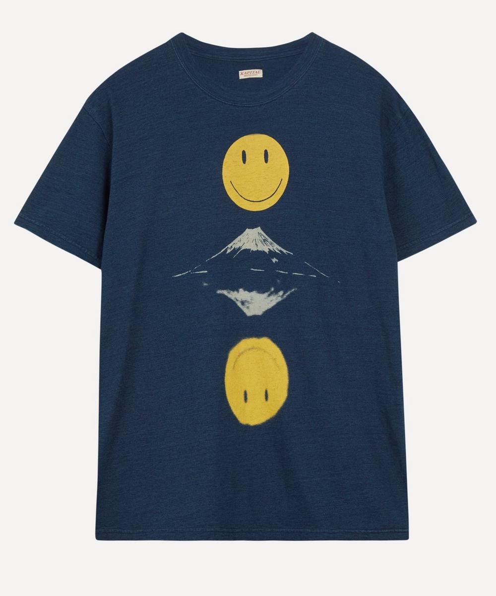 Kapital - Jersey Crew-Neck T-Shirt