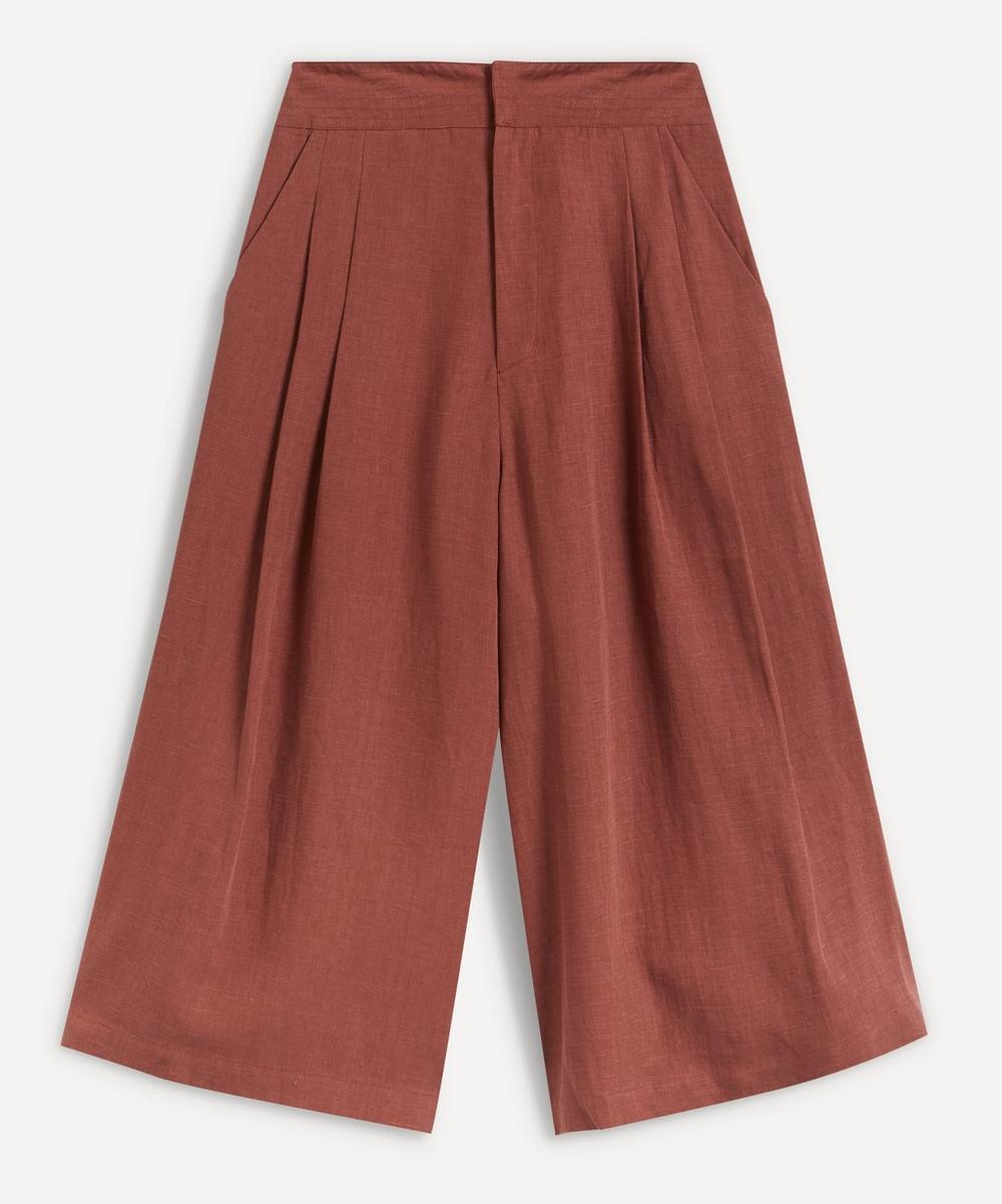 Le Kasha - Abadan Linen Culottes