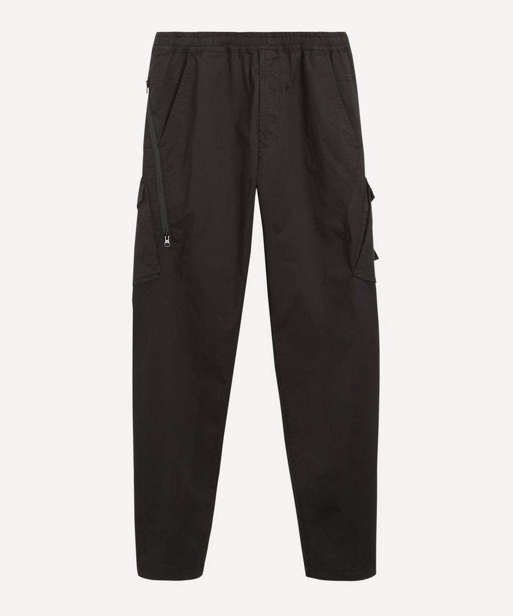 Stone Island - Ghost Garment-Dyed Cargo Trousers