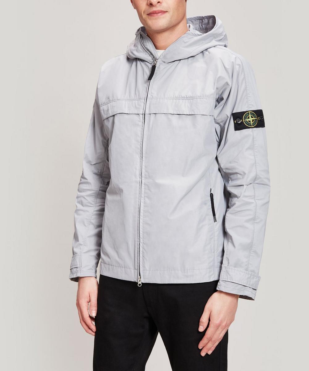 Stone Island - Micro Reps Hooded Zip Jacket