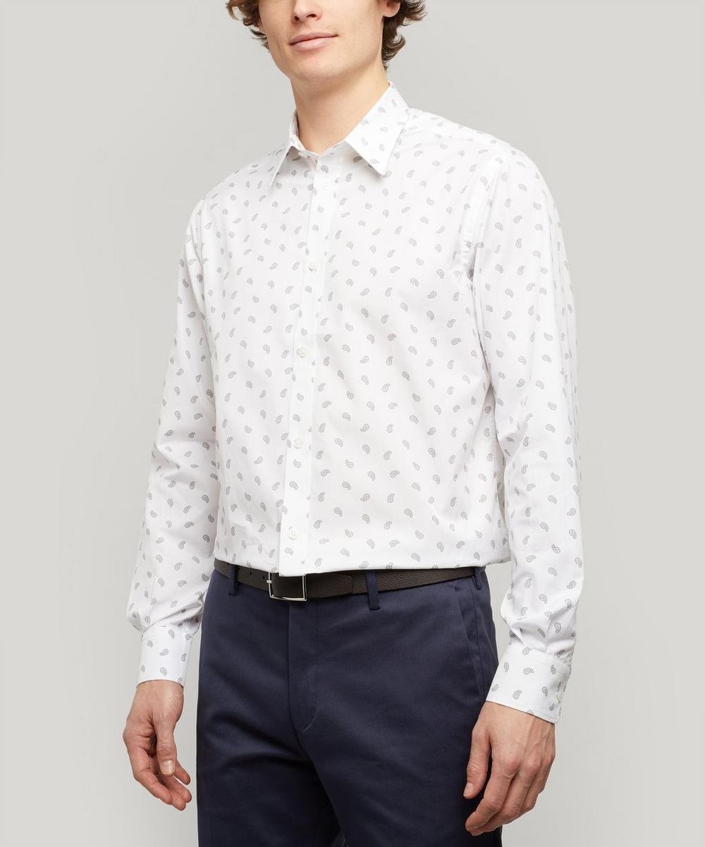 Liberty - Joss Paisley Poplin Arthur Shirt