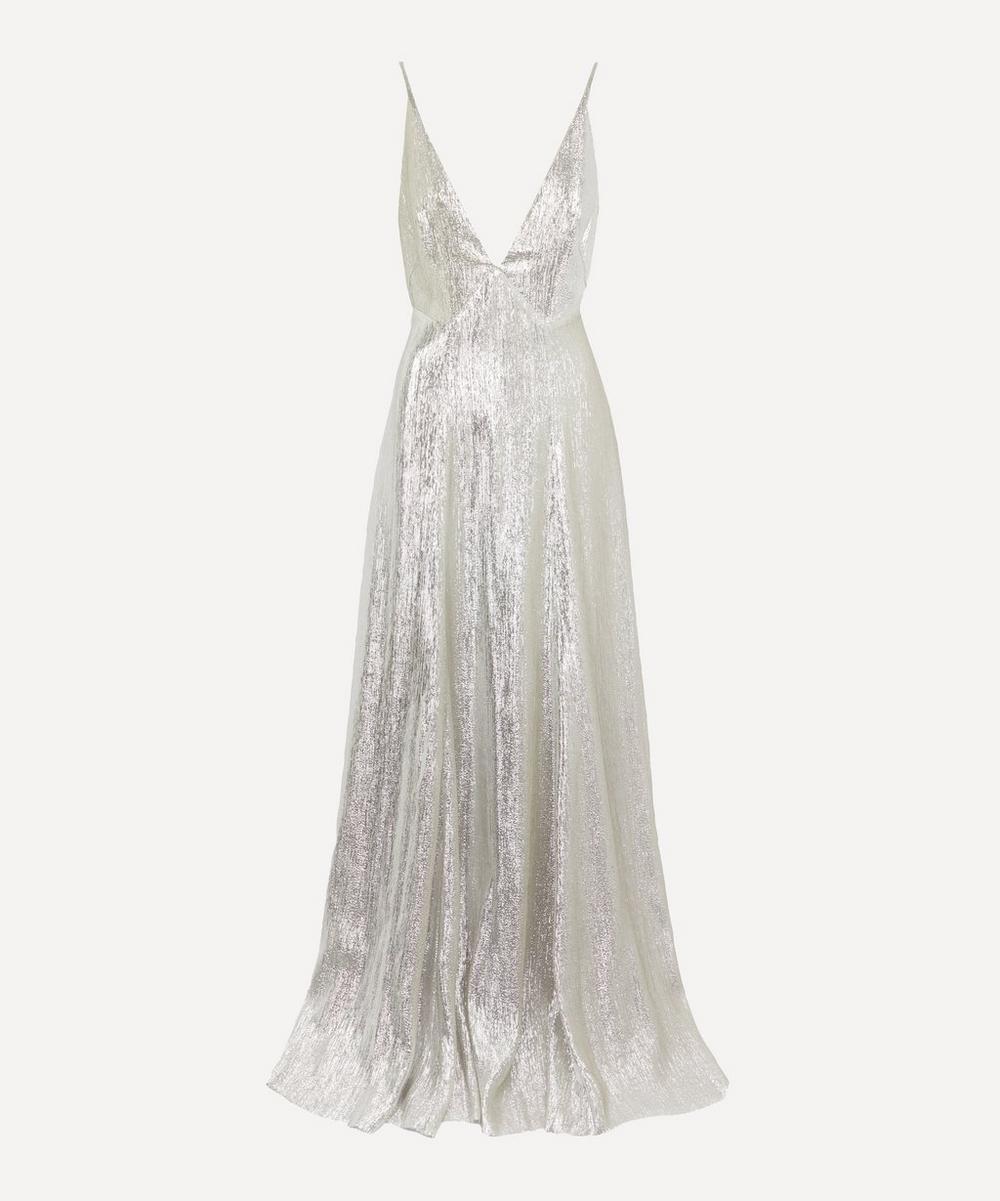 The Vampire's Wife - Hustler Lamé Dress