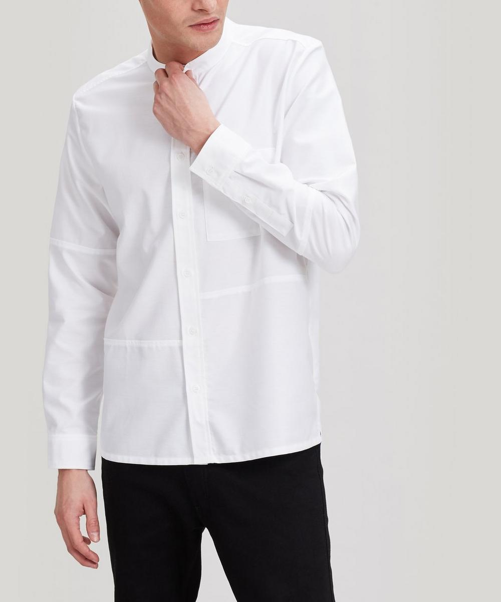 A.P.C. - Artus Cotton Grandad Shirt