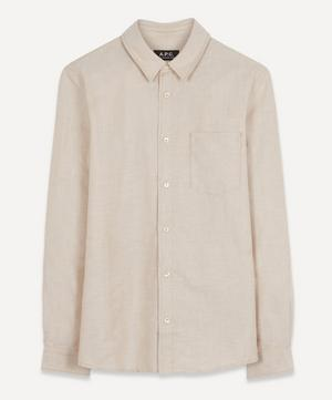 92 Plain Cotton Shirt
