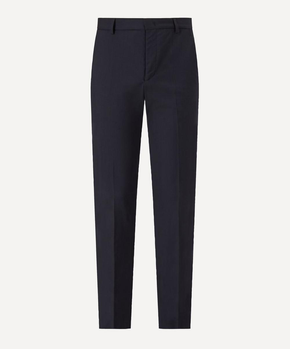 A.P.C. - Herringbone Virgin Wool Trousers