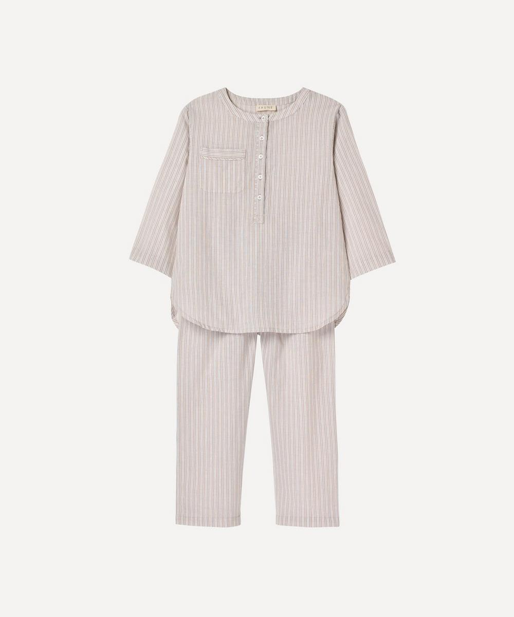 Faune - The Larch Cotton Pyjama Set 2-8 Years image number 0