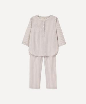 The Larch Cotton Pyjama Set 2-8 Years