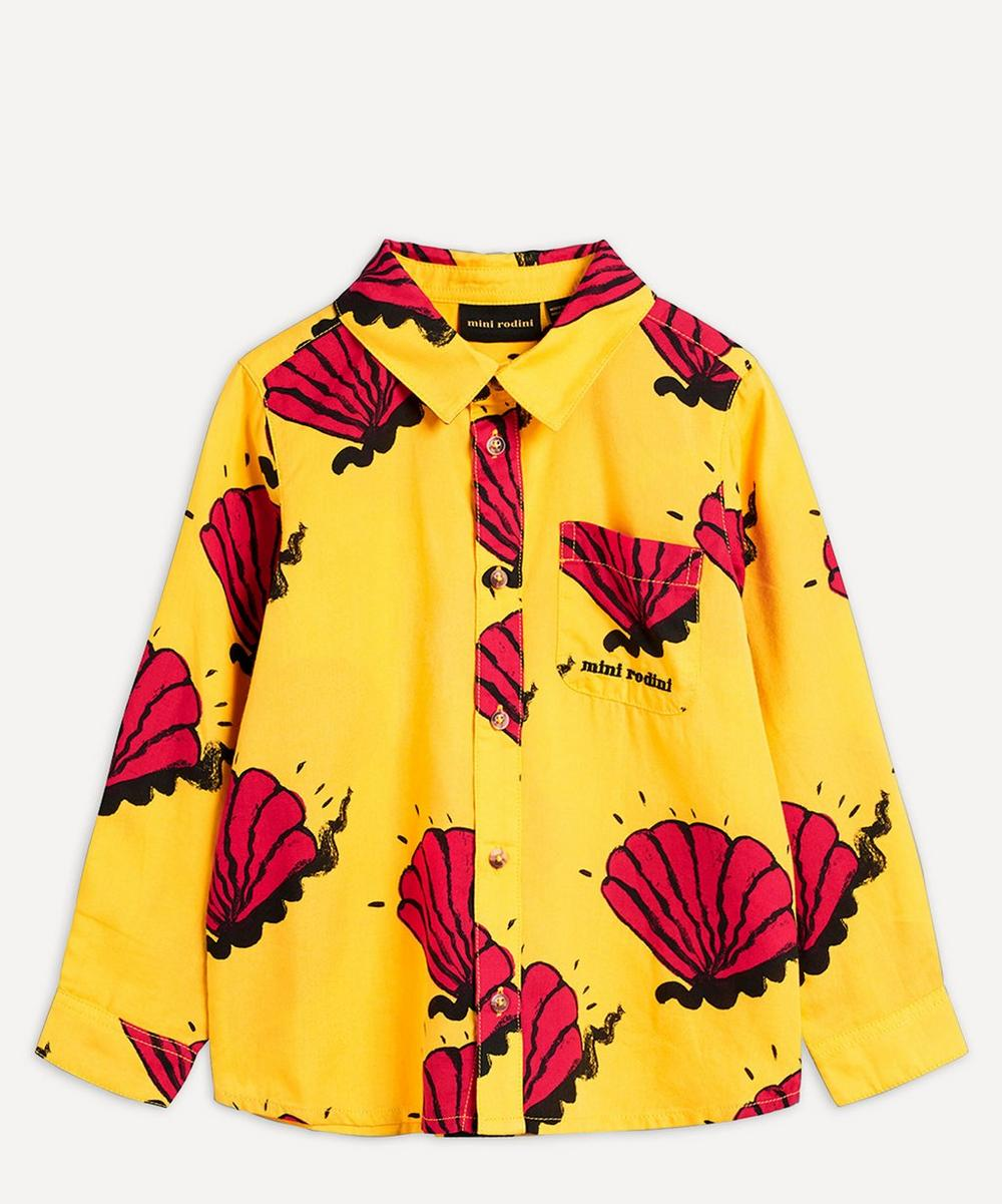 Mini Rodini - Shell Woven Shirt 2-8 Years