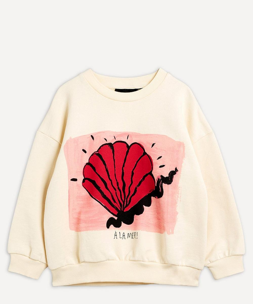 Mini Rodini - Shell Sweatshirt 2-8 Years