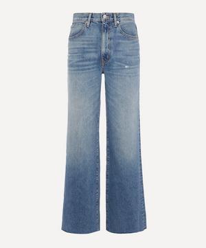 Grace High-Rise Wide Leg Jeans