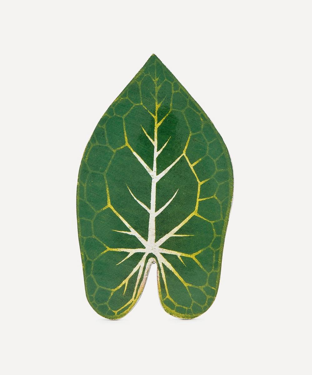 Astier de Villatte - Leaf Platter
