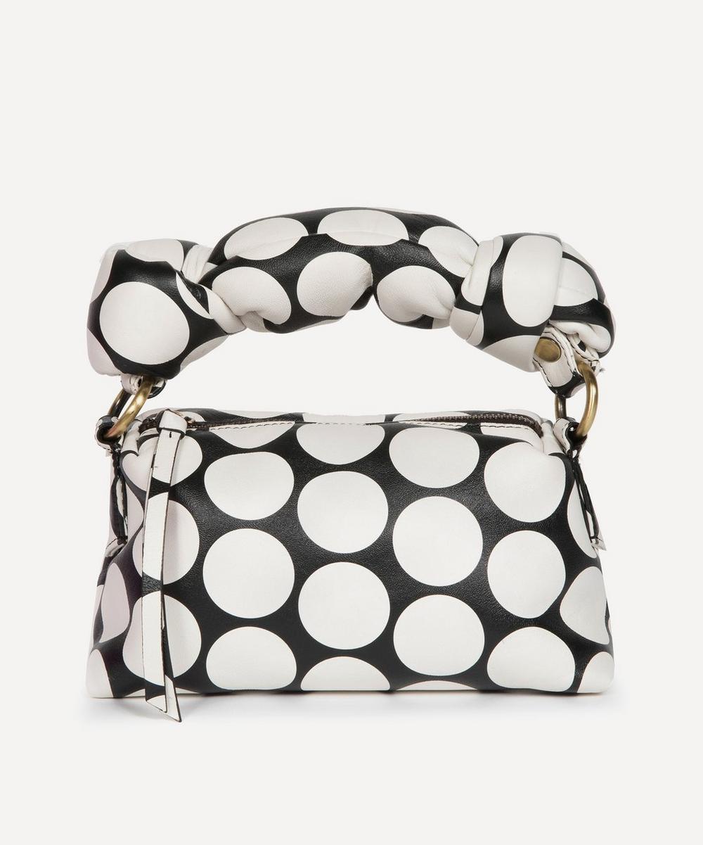 Dries Van Noten - Small Padded Leather Handbag