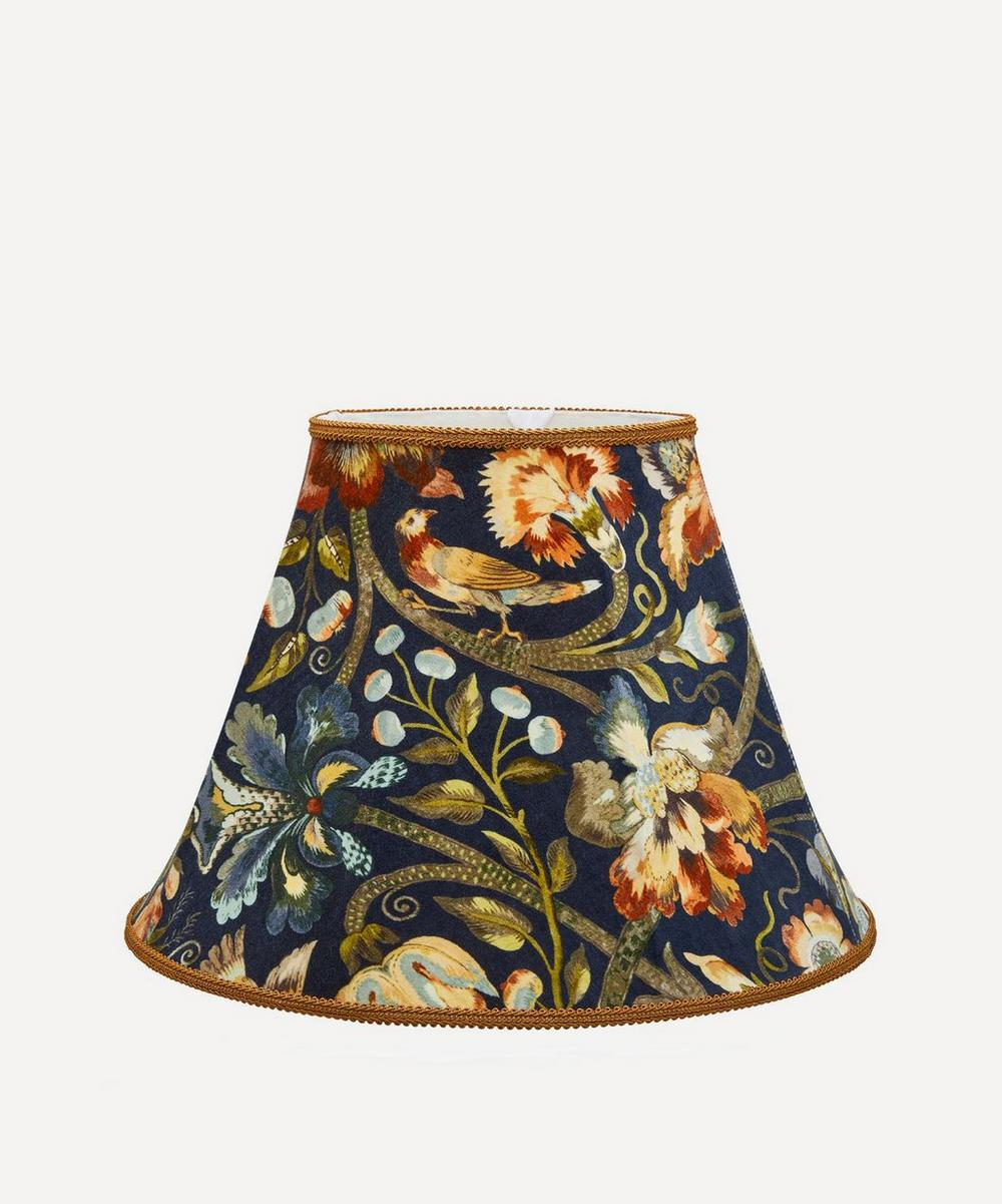 House of Hackney - Gaia Marlow Cotton Velvet Lampshade