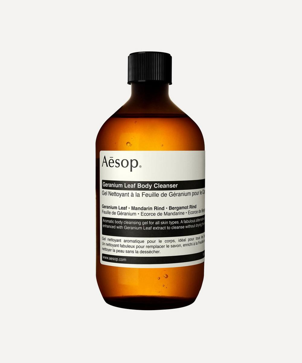 Aesop - Geranium Leaf Body Cleanser Refill 500ml