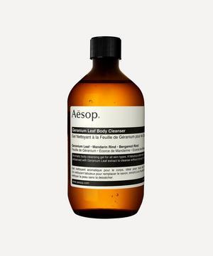 Geranium Leaf Body Cleanser Refill 500ml