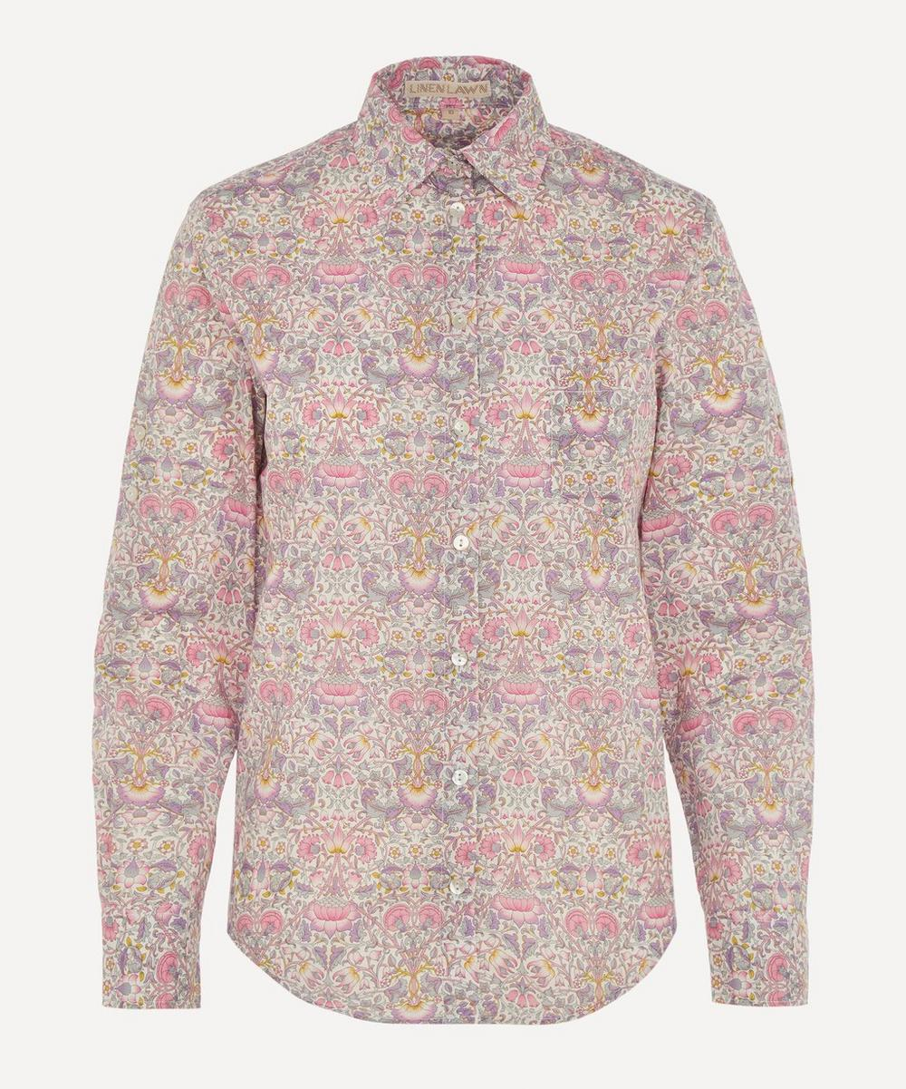 Liberty London - Lodden Tana Lawn™ Cotton Bryony Shirt