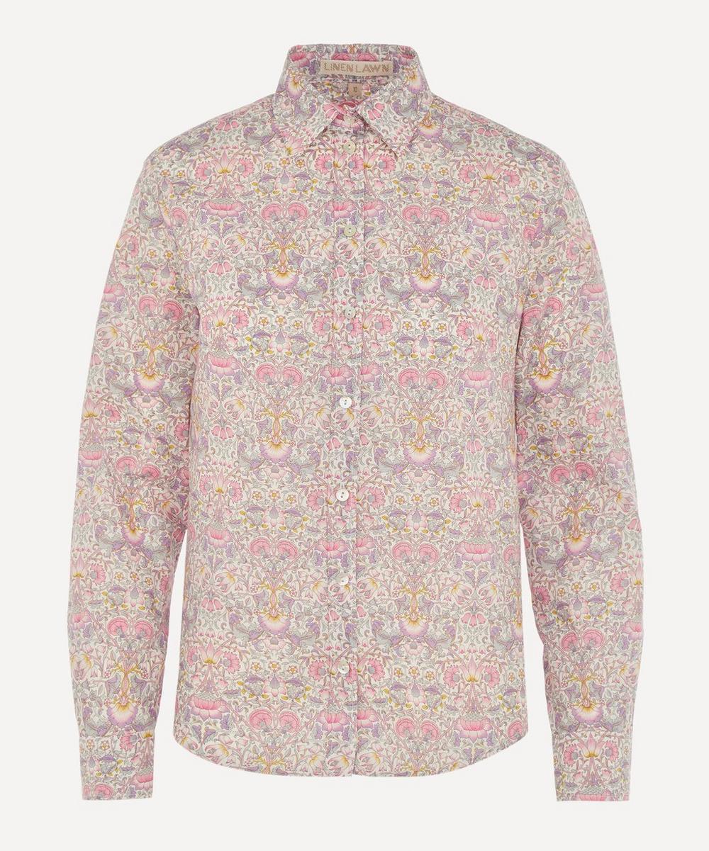 Liberty - Lodden Tana Lawn™ Cotton Camilla Shirt