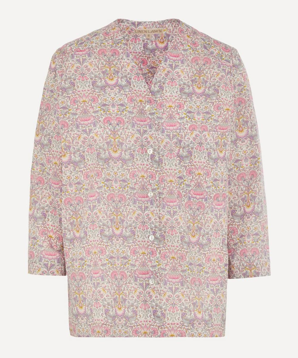 Liberty London - Lodden Tana Lawn™ Cotton Hayley Shirt