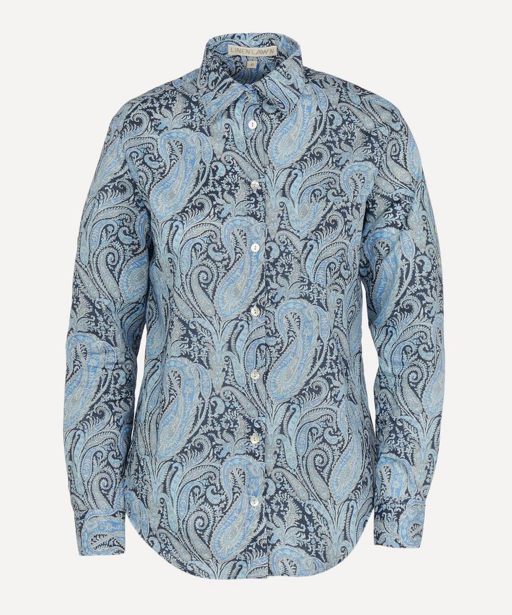Liberty - Felix and Isabelle Tana Lawn™ Cotton Bryony Shirt