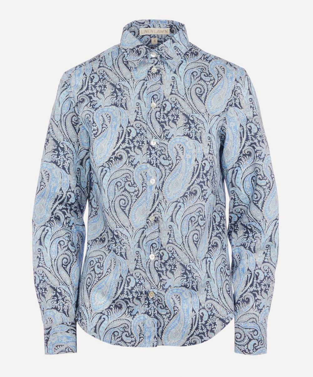 Liberty - Felix and Isabelle Tana Lawn™ Cotton Camilla Shirt
