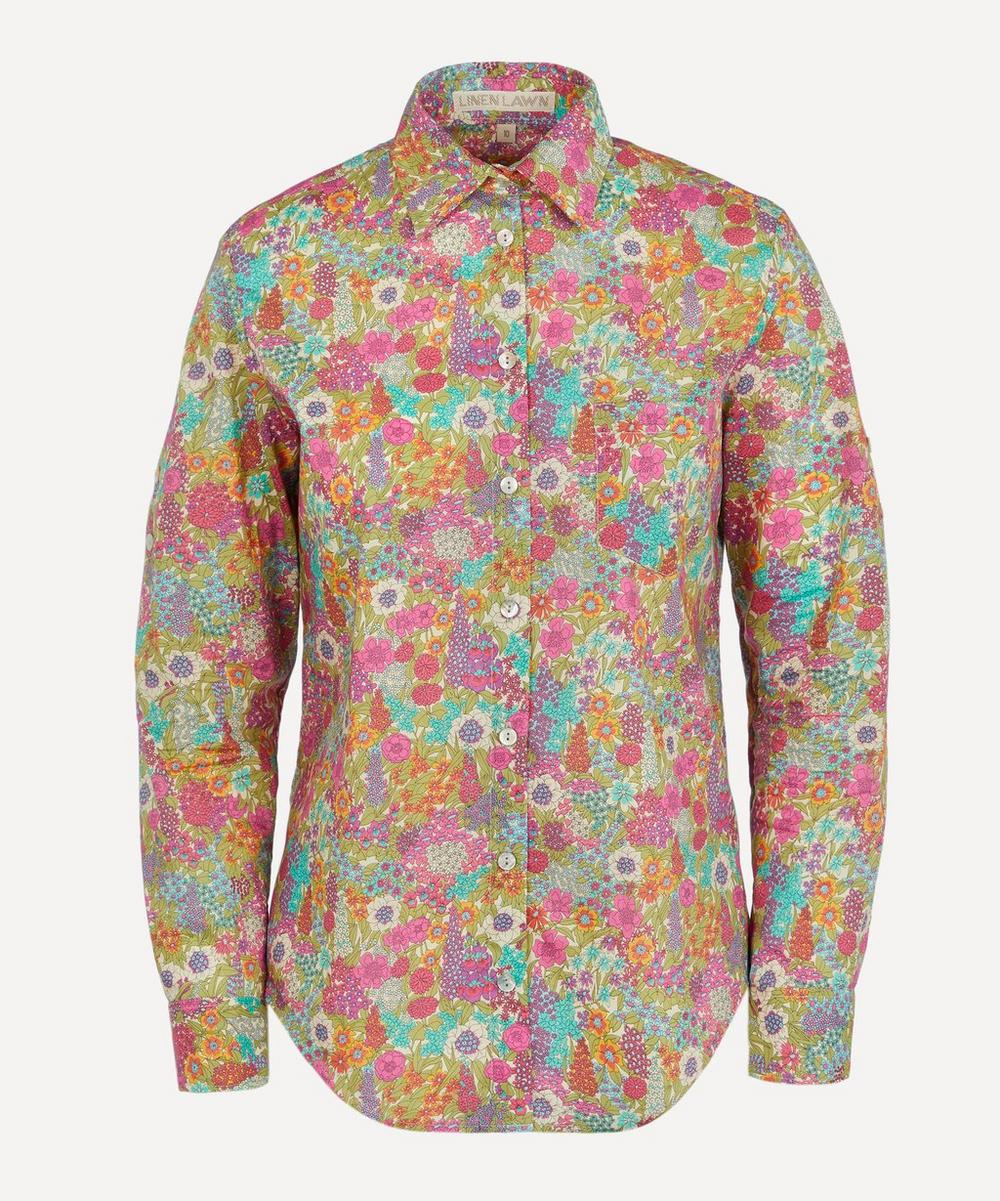 Liberty London - Ciara Tana Lawn™ Cotton Bryony Shirt