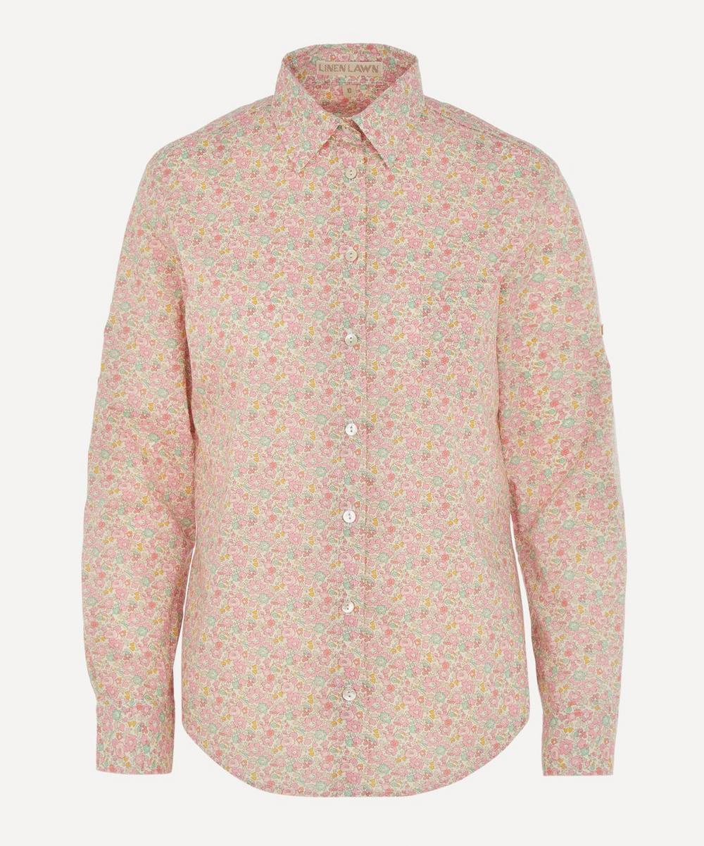 Liberty - Betsy Ann Tana Lawn™ Cotton Bryony Shirt