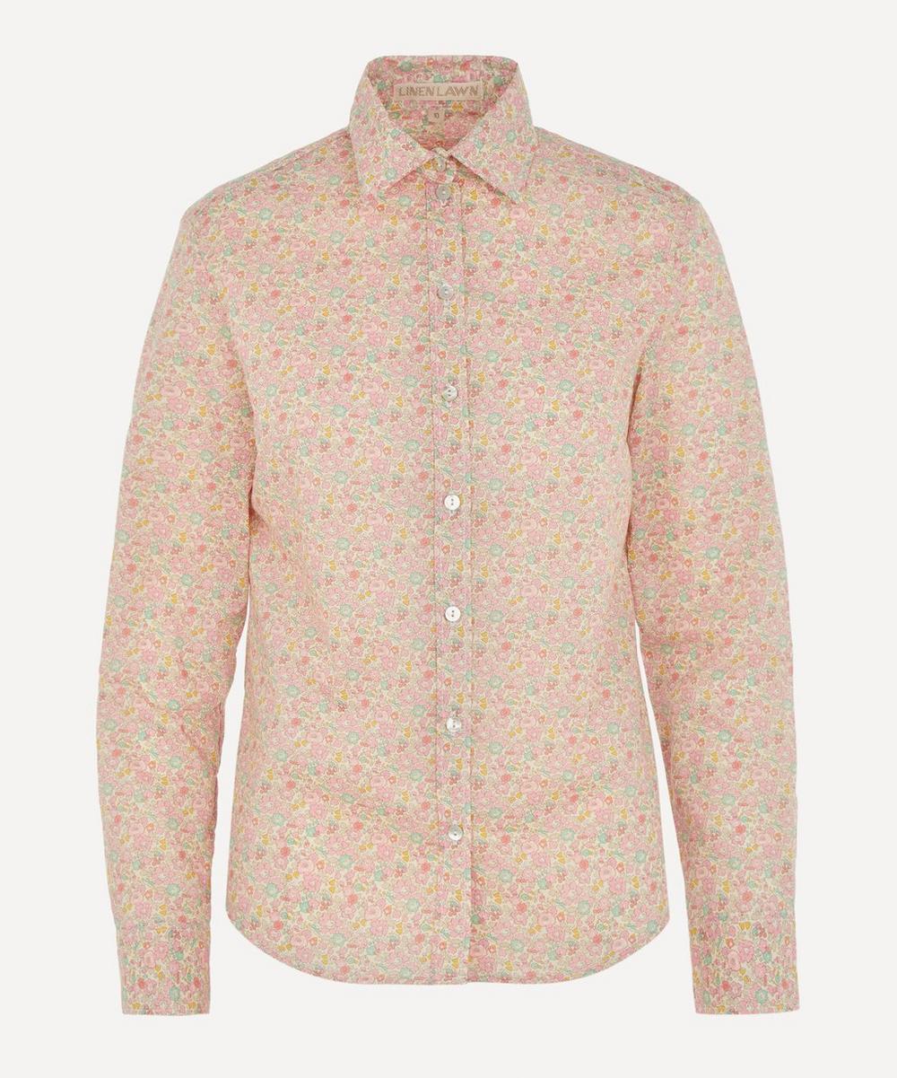 Liberty - Betsy Ann Tana Lawn™ Cotton Camilla Shirt