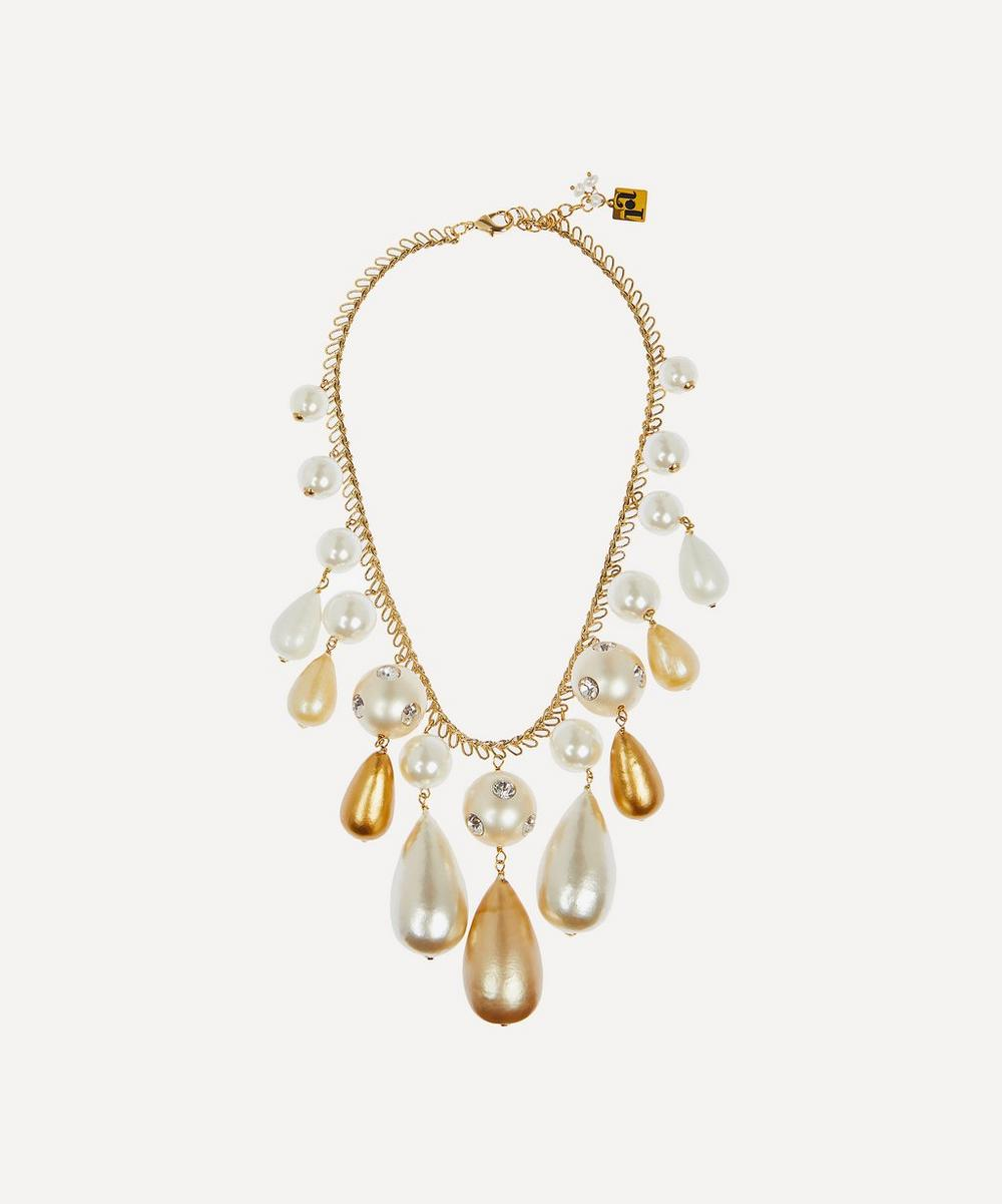 Rosantica - Fantasy Faux Pearl Necklace