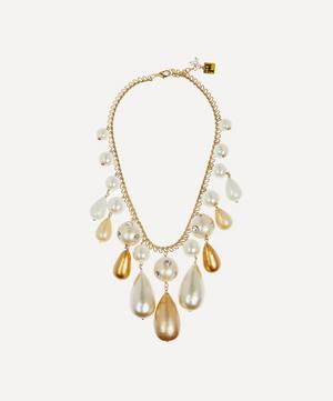 Fantasy Faux Pearl Necklace