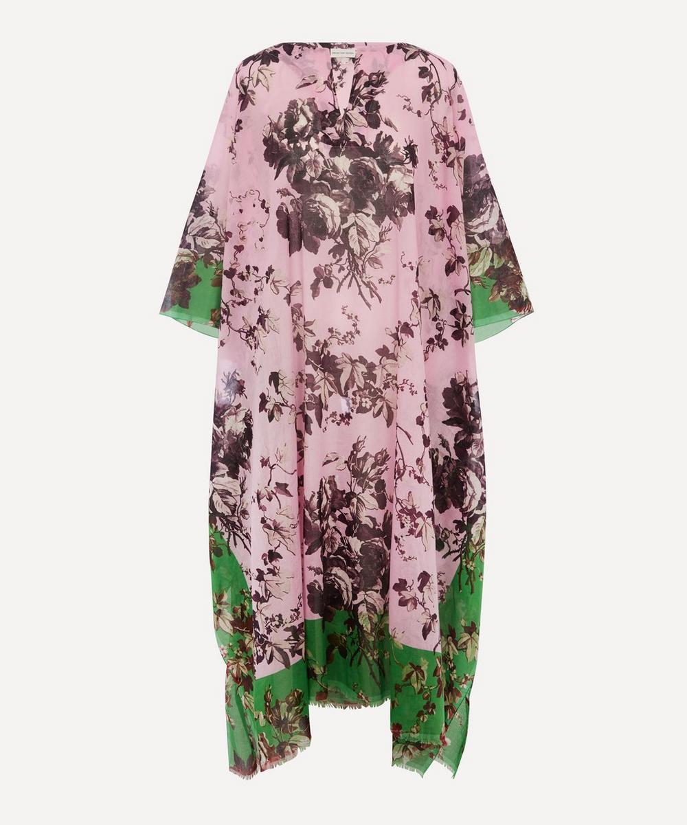 Dries Van Noten - Floral-Print Cotton Kaftan