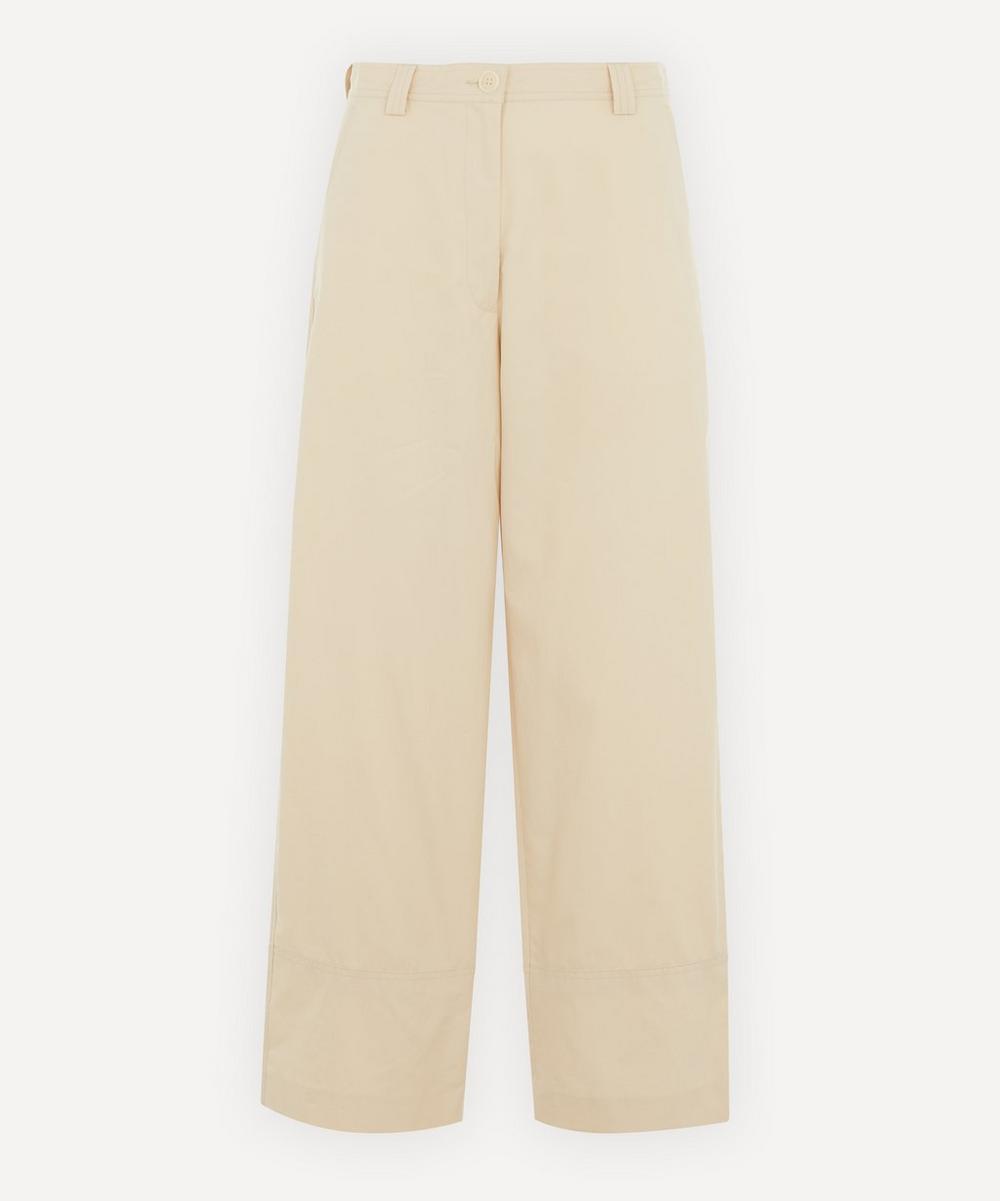 Dries Van Noten - High-Waisted Wide-Leg Trousers