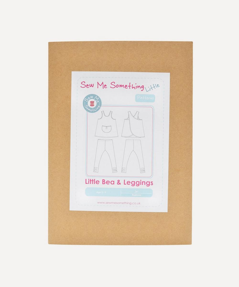 Sew Me Something - Little Bea and Leggings Pattern