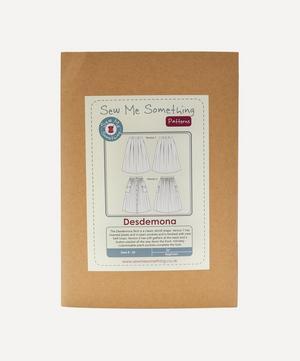 Desdemona Skirt Pattern