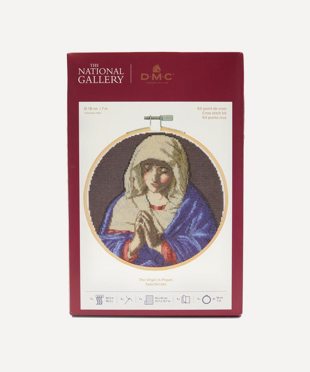 DMC - The Virgin In Prayer Embroidery Kit