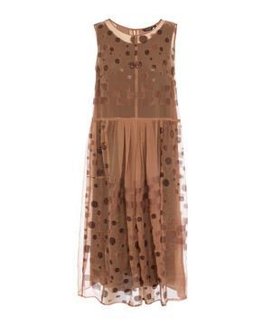 Sheer Sparkle Dress